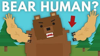 What If We Attached Human Arms to a Bear?