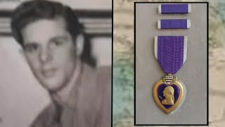 How Veteran's Family Was Reunited With Purple Heart