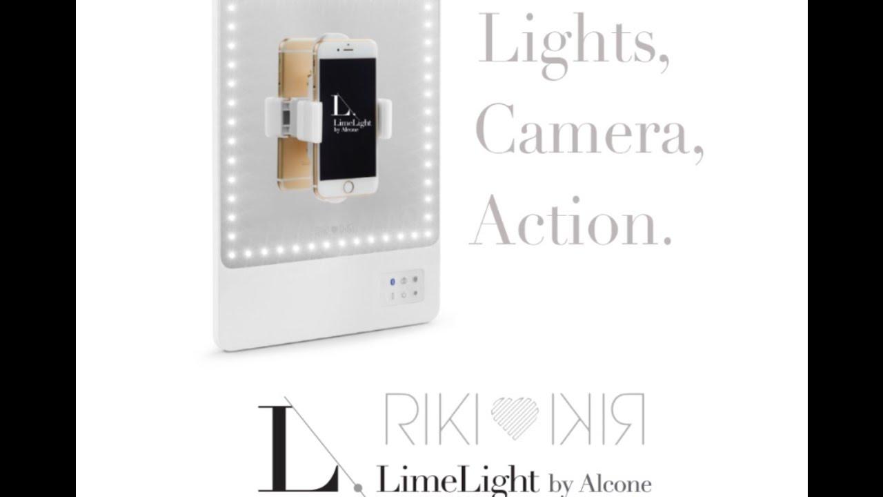 Glamcor Riki Loves Riki Skinny Limelight By Alcone