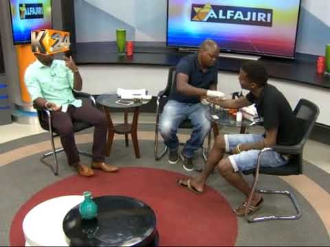 #HangOutFriday: Real time tattooing process