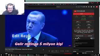 ZeuSidiouss Recep Tayyip Erdoğan & Devlet Bahçeli - Alayına Diss ( Edit Reyiz )