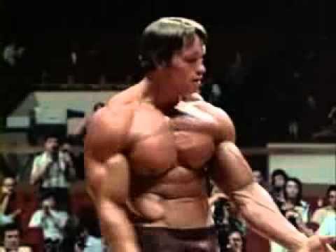 YouTube Arnold Schwarzenegger Mr Olympia 1975 - YouTube