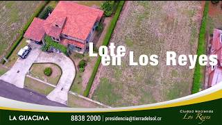 Hermoso lote en Ciudad Hacienda Los Reyes