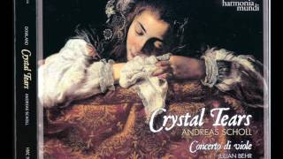 Andreas Scholl - Crystal tears - Dowland & Contemporaries