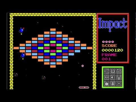Impact - Atari ST [Longplay]