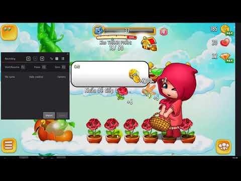 tai game khu vuon tren may hack kim cuong - Hướng dẫn hack kim cương game khu vườn trên mây mobile