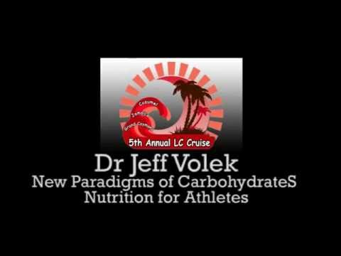 5th Annual Low Carb Cruise Talk by Jeff Volek, MD, R D , PhD