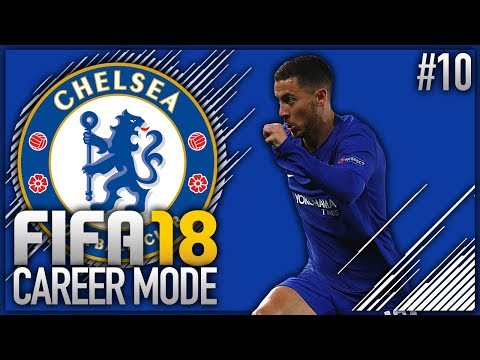 FIFA 18: CHELSEA CAREER MODE #10 - TOP 2 BATTLE!