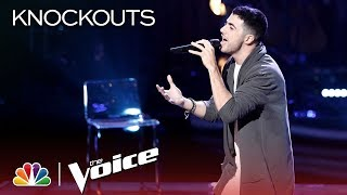"""The Voice 2018 Knockout - Dylan Hartigan: """"You Are the Best Thing"""""""