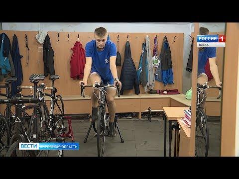 Кировский конькобежец Данил Смирнов стал бронзовым призёром Кубка мира среди юниоров (ГТРК Вятка)