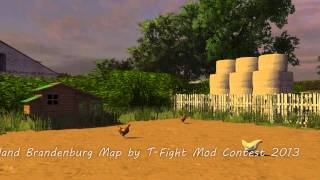 Agrarland Brandenburg Map by T-Fight | Mod Contest 2013 |