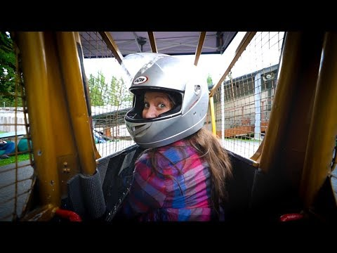 BOBSLEDDING IN LATVIA?! SO FAST AND SCARY!