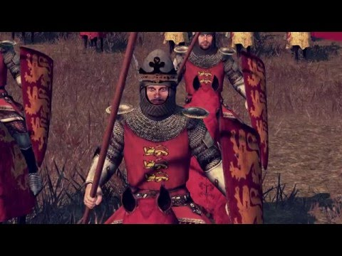 Kingdom of England! - Medieval Kingdoms Total War 1212 AD Early Access Gameplay
