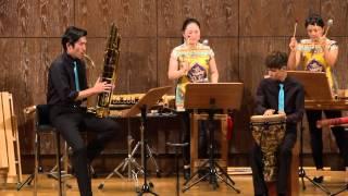 《靉靆之境》 高笙/楊智博 2014/09/16台灣竹樂團 Taiwan Bamboo Orchestra