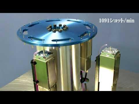 【高応答ダイレクトドライブモータ+Z軸リニアサーボモータ】-CKD日機電装(株)-