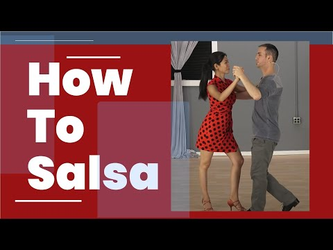 How to Salsa: The Basic Salsa Step (Ballroom Dance Moves Tutorial) | MihranTV from YouTube · Duration:  11 minutes 14 seconds