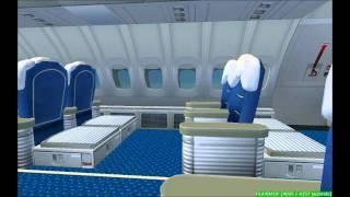 Virtual Passenger Series-FS2004 with MegaScenery New York PMDG 747 London Heathrow-JFK -HD