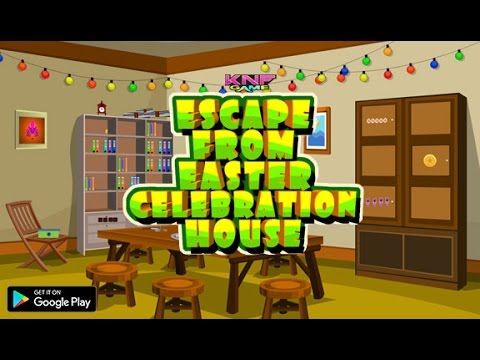 Knf Lovely Living Room Escape Walkthrough Images 2018 From Easter Celebration House Youtube