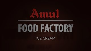 Amul Food Factory - Ice Cream - Hindi