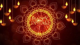 Diwali Special Intro Template for After Effects (No Text Included) - Free Download