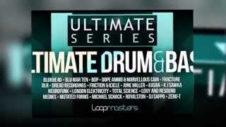 Ultimate Drum Bass - Loopmasters DnB Samples Loops