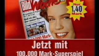 Sat.1 Werbeblock (Donnerstag, 11. Novęmber 1993) +Philips CD-I Werbung