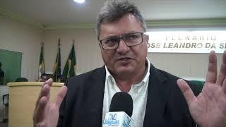 Hilmar Sérgio: O afastamento dos dois secretários não e condenação e sim aprofundamento de investigação