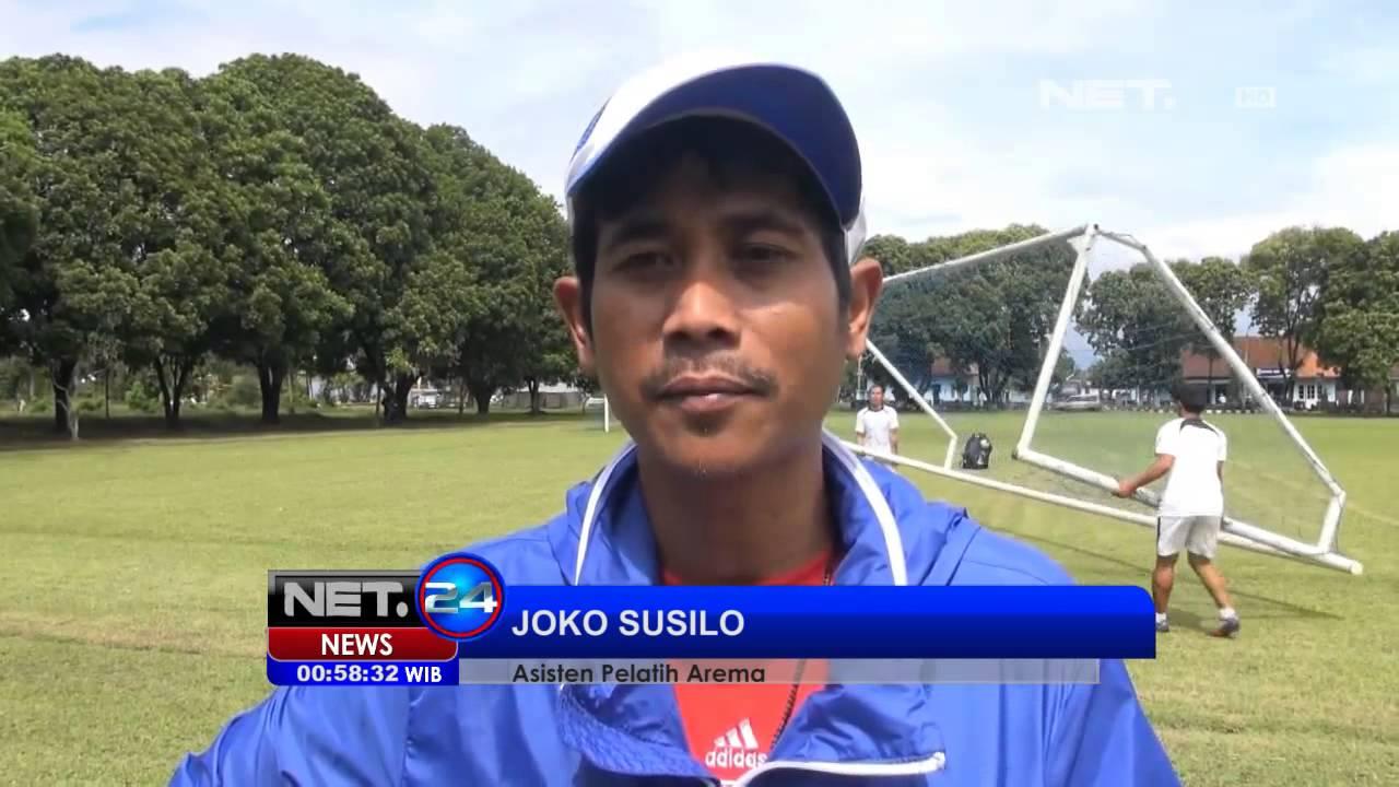 Arema Vs Timnas: 2 Pemain Timnas, Arif Suyono Dan Ahmad Bustomi