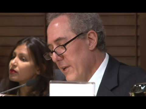 Ambassador Michael Froman, U.S. Trade Representative Opening Remarks