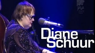 "Diane Schuur ""The Man I love"" Live at Java Jazz Festival 2007"