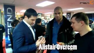Ossetian Fighter Ruslan Karaev is Back 2014