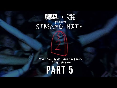 STREAMO NITE Part 5 ft. The All-American Rejects, New Found Glory, & Captain Cuts
