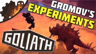 GOLIATH  Гайд: Удивительные эксперименты Громова (Часть 1)
