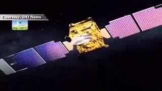 Mars Orbiter Mission crosses half the distance