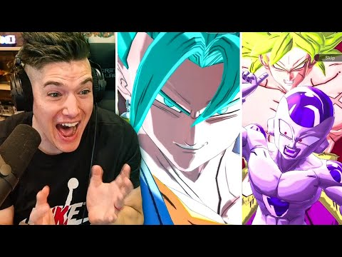 Vegito Blue Vs Broly Summon Animation?!! NEW Dragon Ball Legends 2 Year Anniversary Summons!