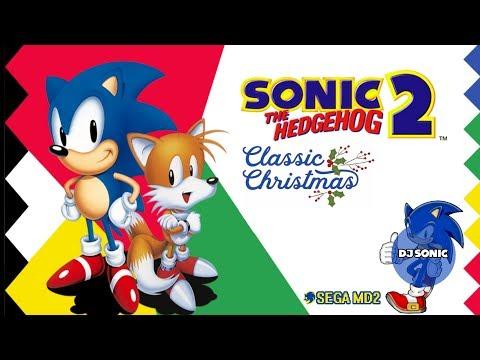 Sonic 2 Classic Christmas Edition (Sega Genesis) - Longplay thumbnail