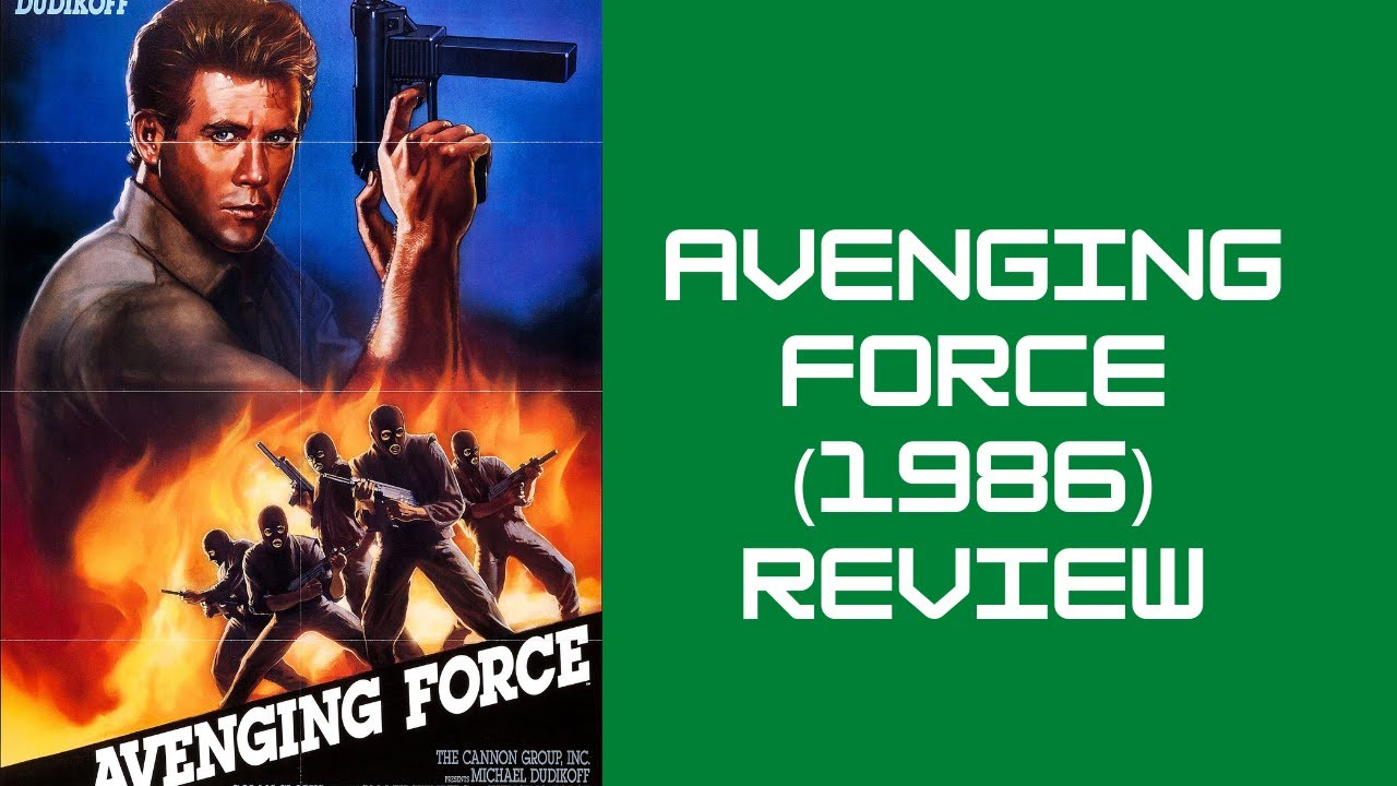 Download Avenging Force (1986) Movie Review - A Meh Film