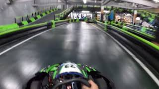 Donnie McGovern at Andretti Indoor Karting 10/1/17