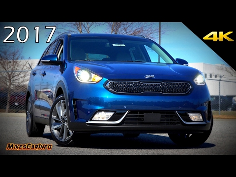 2017 Kia Niro Touring - Ultimate In-Depth Look in 4K
