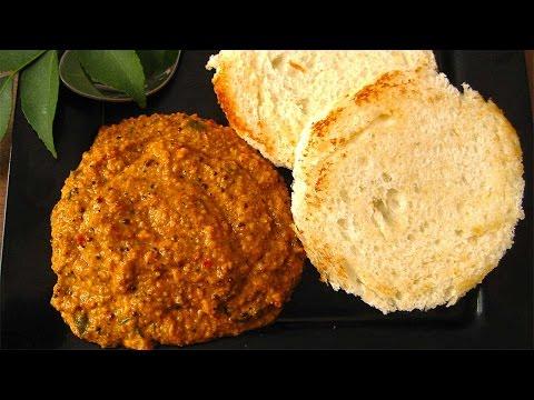 Chana Dal Chutney Recipe By Sameer Goyal @ Ekunji.com