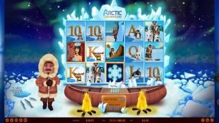 Arctic Adventure - 100 spins at 10x bonus! MEGA WIN!