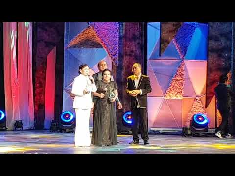 Nora Aunor & Vilma Santos tied as Best Actress at 33rd PMPC Star Awards for Movies