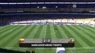 Clausura 2016 - J7 - Leones Negros vs. Toros Celaya