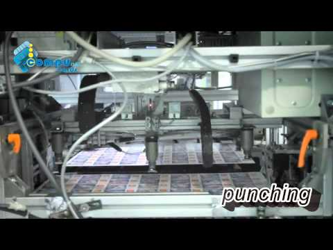Plastic Card Production - Card Body Manufacturing - PVC Cards