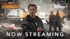 Marvel Studios' Avengers: Infinity War | Now Streaming on Disney+