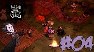 Don't Starve Reign Of Giants #04 Un Anillo, Mucha Hambre Y Una Tragedia Perruna   Gameplay Español