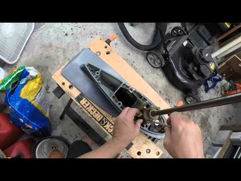 How to change a waterpump on a yamaha outboard motor for Yamaha water pump