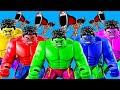 Team HULK vs Siren Head   LEGO 13+