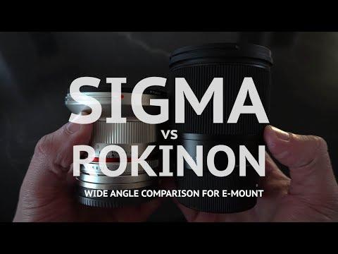 Sigma 16mm F1.4 vs Rokinon 12mm F2 | Which should you buy?