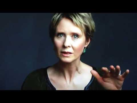 """Cynthia Nixon on Trump: """"Donald Trump is trying to divide our community"""" from YouTube · Duration:  1 minutes 33 seconds"""